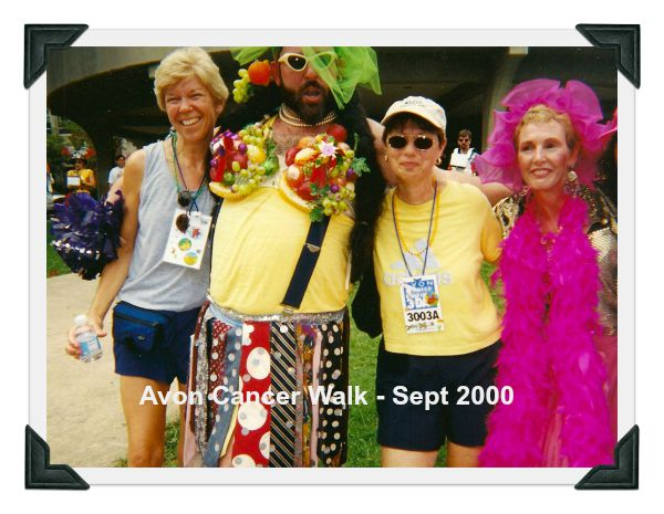 Avon Cancer Walk