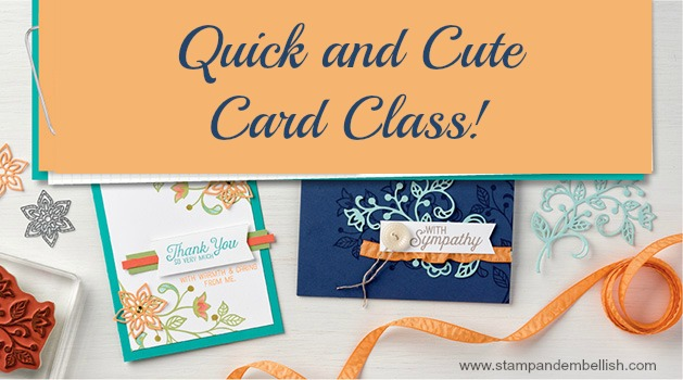 quick and cute card class