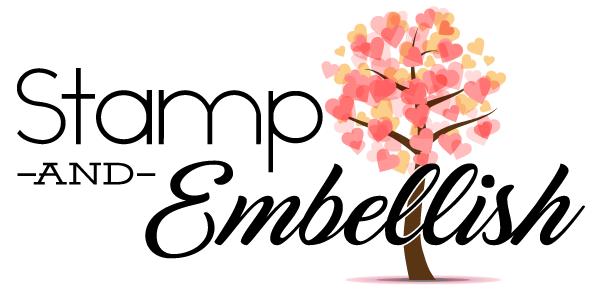 Stamp & Embellish