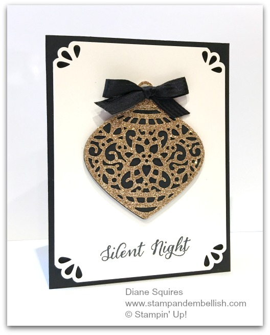 Embellished Ornament and Delicate Ornament Dies