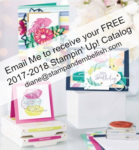Contact Me For a Free 2017 -2018 Annual CatalogCatalog