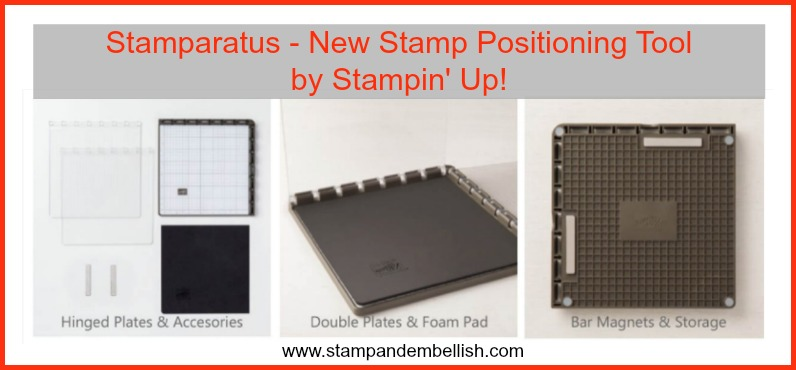 Stamparatus Features