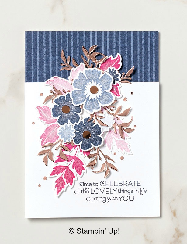 Everything is Rosy Stampin' Up! Exclusive Product Medley (May 2019)