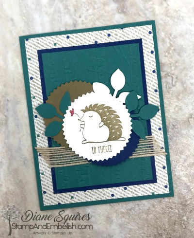 Hedgehugs is one retiring. It's one of the cutest stamp sets ever. Cute images with cute sentiments!