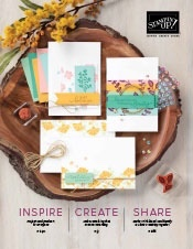 Stampin' Up! 2020 - 2021 Annual Catalog